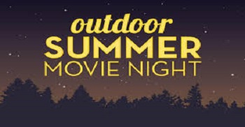2018 Family Outdoor Movie Schedule